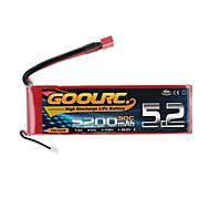 abordables Piezas de Mejora-1pc batería Coches RC / Buggy / Camiones Metalic