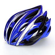 billige -West biking BMX Hjelm Hjelm sykkelhjelm Skateboarding Hjelm CCC Sykling 20 Ventiler Holdbar Lettvekt ESP+PC Sykling Klatring