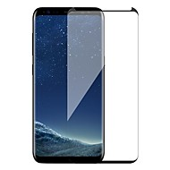Tempered Glass Screen Protector for Samsung Galaxy S8 Plus Front Screen Protector Full Body Screen Protector High Definition (HD) Scratch