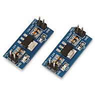 お買い得  Arduino 用アクセサリー-arduino用2pcs 3.3v ams1117電源モジュールDIY