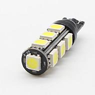 Недорогие Сигнальные огни для авто-SO.K T10 Автомобиль Лампы 3W W SMD 5050 200lm lm 13 Лампа поворотного сигнала ForУниверсальный Все года