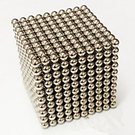 cheap Novelty Toys-Magnet Toy Magic Cube Neodymium Magnet Magnetic Balls Super Strong Rare-Earth Magnets Stress Relievers 1000pcs 3mm Magnetic Sphere Toy