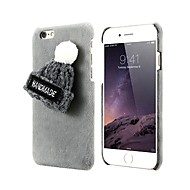 Недорогие Кейсы для iPhone 8 Plus-Кейс для Назначение Apple iPhone 8 iPhone 8 Plus Защита от пыли Кейс на заднюю панель Рождество Твердый пластик для iPhone 8 Pluss iPhone