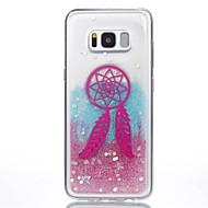 Кейс для Назначение SSamsung Galaxy S8 Plus S8 Прозрачный С узором Своими руками Задняя крышка Ловец снов Мягкий TPU для S8 S8 Plus S7