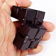 Infinite Cube Fidget Toys Magische kubussen Educatief speelgoed Wetenschap & Ontdekkingspeelgoed Verlicht stress Speeltjes Vierkant