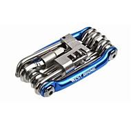 billige -Verktøysett Fjellsykling Veisykling Fritidssykling Sykling BMX Sykling Skrutrekker Bærbar Aluminum Alloy-1