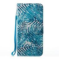 Недорогие Чехлы и кейсы для Galaxy S8-Кейс для Назначение SSamsung Galaxy Кошелек / Бумажник для карт / со стендом Чехол дерево Твердый Кожа PU для S8 Plus / S8 / S7 edge
