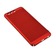 Kılıf Na Huawei Szron Etui na tył Solid Color Twarde PC na Huawei P10 Plus Huawei P10 Lite Huawei P10 Huawei P9 Huawei P9 Lite Huawei P9