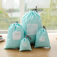 お買い得  トラベル小物-トラベルキット 旅行用洗面道具バッグ 旅行かばんオーガナイザー 小物収納用バッグ のために PVC 44*30 30*22 22*15 14*11