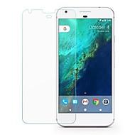 お買い得  スクリーンプロテクター-スクリーンプロテクター のために Google Google Pixel 強化ガラス 1枚 ハイディフィニション(HD) / 硬度9H / 2.5Dラウンドカットエッジ