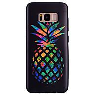 Funda Para Samsung Galaxy Diseños Cubierta Trasera Fruta Suave Silicona para S8 S8 Plus S7 edge S7 S6 edge S6