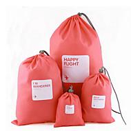お買い得  収納&整理-プラスチック アイデアジュェリー 多機能 ホーム 組織, 4 ストレージ用袋