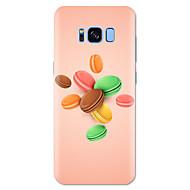 Кейс для Назначение SSamsung Galaxy S8 Plus S8 С узором Задняя крышка Продукты питания Мягкий TPU для S8 S8 Plus S7 edge S7 S6 edge plus
