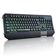 billige -ajazz-ak30 usb kablet gaming backlight tastatur mekanisk touchsupport windows xp 2000