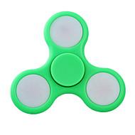 お買い得  -Hand spinne ハンドスピナー ADD、ADHD、不安、自閉症を和らげる オフィスデスクのおもちゃ フォーカス玩具 ストレスや不安の救済 キリングタイム LEDライト LEDスピナー プラスチック クラシック 小品 男の子 子供用 成人 ギフト