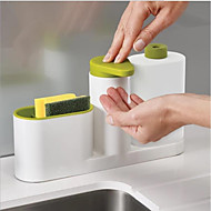 1 Kitchen Plastic Cabinet Accessories