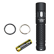 KLARUS MI7 Lampes Torches LED LED 700 lm Manuel Mode Cree CREE XP-L HI V3 Fonction Zoom Professionnel Imperméable Transport Facile