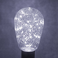 1 stk 2W E27 LED-globepærer 40 leds Dekorativ Varm hvid Kold hvid Blå Grøn 200-300lm 2800-3200/6000-6500
