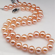 Women's Choker Necklaces Pearl Choker Necklaces  Birthday Gift Daily Office & Career Valentine