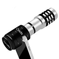 baratos -lente de telefonia orsda® lente de câmera de iphone lente de zoom para telefone celular smartphone iphone 7/7 plus iphone 6/6 plus e
