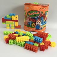 Klocki Zabawki Słoń Zwierzęta Kreskówka Animal Shape Cartoon Shaped Animals Zwierzęcy Rodzina Animals Torebki Cartoon Toy Motyw