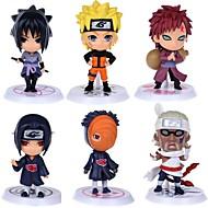 figuras de acción anime inspiradas en naruto itachi uchiha pvc cm juguetes modelo muñeco de juguete