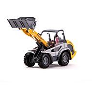 voordelige -Voertuig Speelgoedauto's Speelgoedtrucks & Constructievoertuigen Speeltjes Educatief speelgoed Constructievoertuig Schraper op banden met