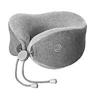 Недорогие Интеллектуальные коммутаторы-xiaomi многофункциональный u-образный массаж шеи подушка - серый