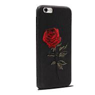 Недорогие Кейсы для iPhone 8 Plus-Кейс для Назначение Apple iPhone X iPhone 8 Защита от удара Кейс на заднюю панель Сплошной цвет Твердый ПК для iPhone X iPhone 8 Pluss