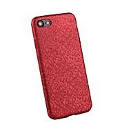 Кейс для Назначение Apple iPhone X iPhone 8 Ультратонкий Матовое Задняя крышка Полосы / волосы Твердый PC для iPhone X iPhone 8 Plus