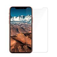 Защитная плёнка для экрана для Apple iPhone X Закаленное стекло 1 ед. Защитная пленка для экрана HD Уровень защиты 9H 2.5D закругленные