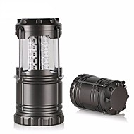 お買い得  フラッシュライト/ランタン/ライト-LED 1 照明モード キャンプ / ハイキング / ケイビング / 日常使用 ブラック / グレー