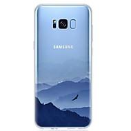 Χαμηλού Κόστους Galaxy S7 Θήκες / Καλύμματα-tok Για S8 S7 Εξαιρετικά λεπτή Διαφανής Με σχέδια Πίσω Κάλυμμα Τοπίο Μαλακή TPU για S8 S8 Plus S7 edge S7 S6 edge plus S6 edge S6 S6