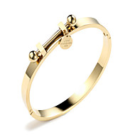 cheap Editor's Picks-Women's Bracelet Bangles - Korean, Fashion Bracelet Gold / Rose Gold For Gift Daily Date