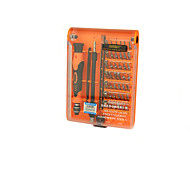 Cell Phone Repair Tools Kit Magnetized 45 in 1 Tweezers Screwdriver Extension Bit Screwdriver Sim Card Ejector Pin Replacement Tools