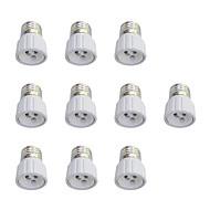 voordelige Aansluitingen-10st e27 naar gu10 quick bulb converter lamp accessoire