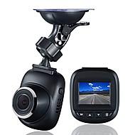 Недорогие Видеорегистраторы для авто-1080p Автомобильный видеорегистратор 150° Широкий угол КМОП-структура 1.5 дюймовый TFT Капюшон с Ночное видение / G-Sensor / Режим