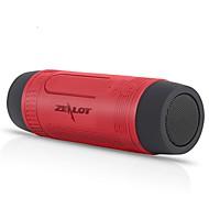 olcso Hangszórók-Zealot S1 Bluetooth hangszóró Bluetooth 4.0 USB Kültéri hangfal Csokoládé Szürke Kék Sötétvörös Sötétzöld