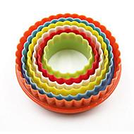 olcso Konyhai eszközök-süteményformákba Kör Cake Kenyér Műanyagok Sütés eszköz