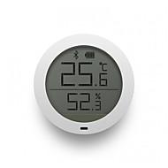 お買い得  -xiaomi mijiaブルートゥース温度湿度センサー液晶画面デジタル温度計水分計スマートマイルホームアプリ
