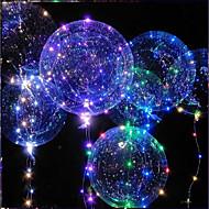 abordables Juguetes Novedosos-Iluminación LED Globo LED Juguetes Vacaciones Cumpleaños Fosforescente Nuevo diseño Niños Adulto 1pcs Piezas