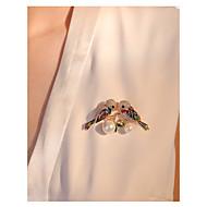 Γυναικεία Καρφίτσες , Lovely Μοντέρνα Κράμα Parrot Κοσμήματα Για Καθημερινά Δουλειά