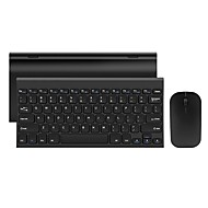 BOW Hw086 Membrane keyboard Office Mouse Wireless 1200 Mouse DPI Lithium Battery Portable