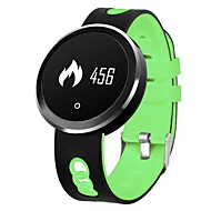 cheap -Smart Bracelet Smartwatch JSBP-Q7 for Android 4.4 / iOS Blood Pressure Measurement / Time Display / Works with iOS and Android system. / Pedometers / APP Control Pulse Tracker / Timer / Pedometer