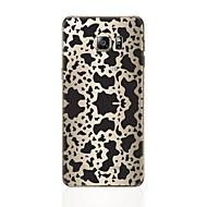 Недорогие Чехлы и кейсы для Galaxy S7 Edge-Кейс для Назначение SSamsung Galaxy S8 Plus S8 С узором Кейс на заднюю панель Леопардовый принт Мягкий ТПУ для S8 Plus S8 S7 edge S7 S6