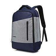 abordables Accesorios de Portátil-15.6 pulgadas de la computadora portátil que cose el paño de nylon impermeable del negocio con la mochila del bolso del cuaderno del