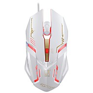 cheap Mice & Keyboards-V17 Wired Ergonomic Mouse Gaming DPI Adjustable 800/1200/1600/2400