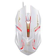 preiswerte Mäuse-V17 Mit Kabel ergonomische Maus Gaming DPI Adjustable 800/1200/1600/2400