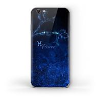 Недорогие Защитные плёнки для экрана iPhone-1 ед. Наклейки для Защита от царапин Животное Узор Матовое стекло PVC iPhone 6s/6