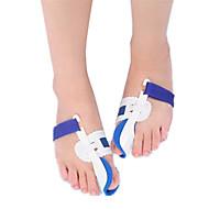 Недорогие Массажеры для всего тела-На все тело Ступни Поддерживает Toe Сепараторы и мозолей Pad Коррекция осанки Облегчить боль в ногах пластик